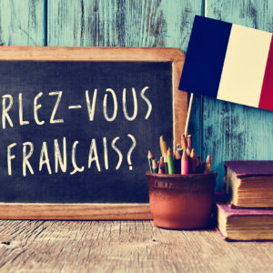 Arrow French
